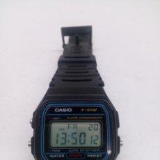 Relojes - Casio: RELOJ CASIO F-91W. Lote 136818096