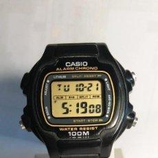 Relojes - Casio: RELOJ CASIO W-725 MODULO 1000 GOLD. Lote 137221962