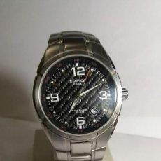 Relojes - Casio: RELOJ CASIO EDIFICE, EF-125 ACERO MOVIMIENTO JAPONES. Lote 137235098
