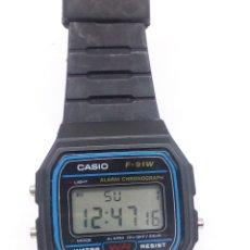 Relojes - Casio: RELOJ CASIO F-91W. Lote 137380856