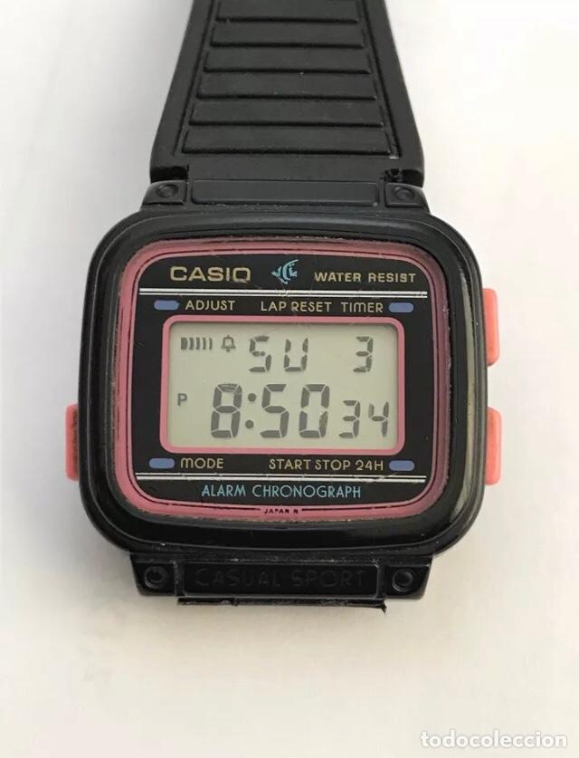 7c18164df64b Reloj vintage casio lw-50 alarm chronograp japa - Sold through ...