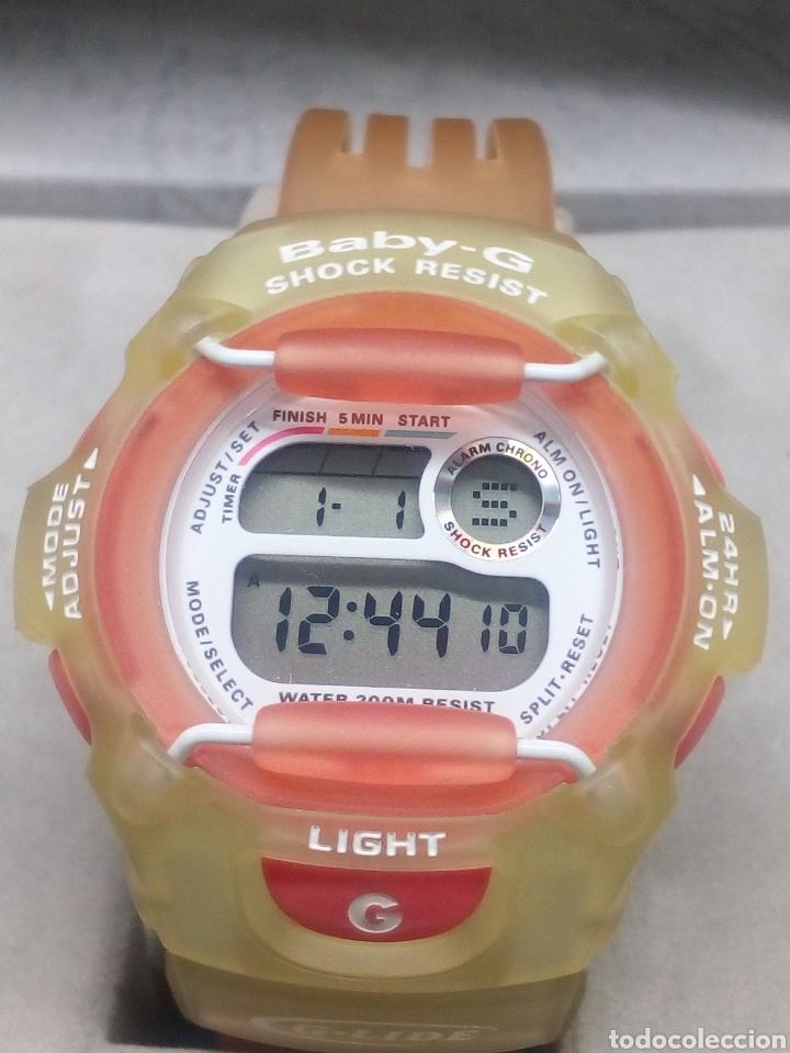 Conductividad esquema Español  reloj casio baby g con caja color naranja model - Buy Casio Watches at  todocoleccion - 137619548