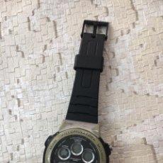 Relojes - Casio: RELOJ CASIO W-728H, VINTAGE, HOMBRE, 43 MM SIN CONTAR CORONA, FUNCIONA CORRECTAMENTE. Lote 137630190
