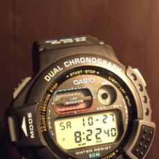 Relojes - Casio: RELOJ CASIO CBX 500 - ¡¡ TACHYMETER !! VINTAGE ¡¡NUEVO!! (VER FOTOS). Lote 138616590