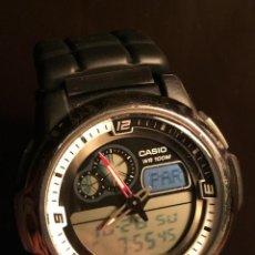 Relojes - Casio: RELOJ CASIO AQF 102 ¡¡ THERMOMETER !! VINTAGE (VER FOTOS). Lote 138624062