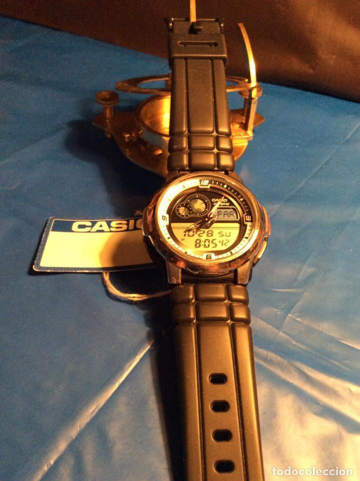 Relojes - Casio: RELOJ CASIO AQF 102 ¡¡ THERMOMETER !! VINTAGE (VER FOTOS) - Foto 7 - 138624062