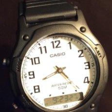Relojes - Casio: RELOJ CASIO AW 40 ¡¡ UN CLASICO AÑOS 80/ 90 !! VINTAGE ¡¡NUEVO!! (VER FOTOS). Lote 138627974