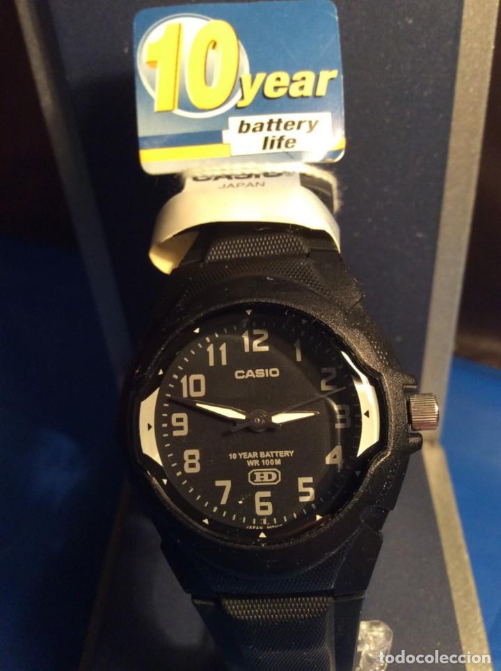 RELOJ CASIO LX 600 ¡¡ BATERIA DE 10 AÑOS !! VINTAGE ¡¡NUEVO!! (VER FOTOS) (Relojes - Relojes Actuales - Casio)