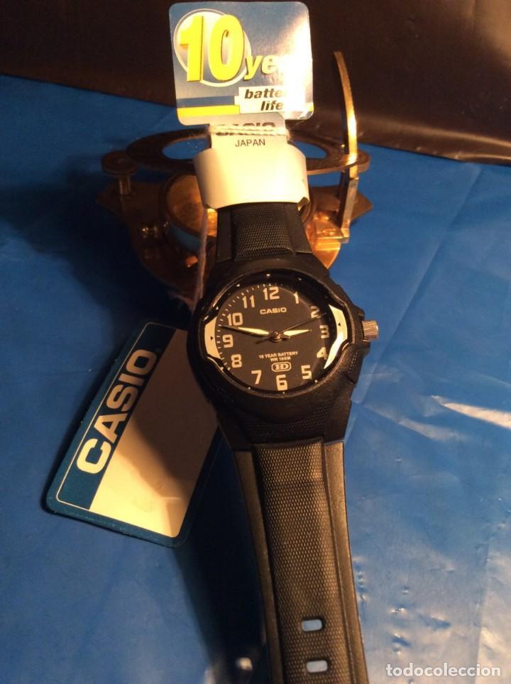 Relojes - Casio: RELOJ CASIO LX 600 ¡¡ BATERIA DE 10 AÑOS !! VINTAGE ¡¡NUEVO!! (VER FOTOS) - Foto 2 - 138672278