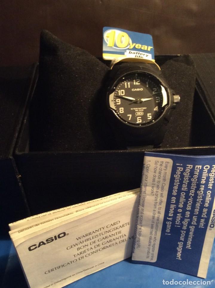 Relojes - Casio: RELOJ CASIO LX 600 ¡¡ BATERIA DE 10 AÑOS !! VINTAGE ¡¡NUEVO!! (VER FOTOS) - Foto 4 - 138672278