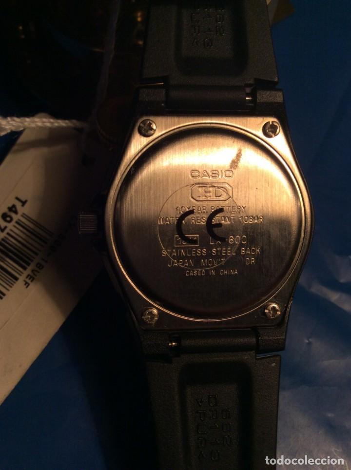Relojes - Casio: RELOJ CASIO LX 600 ¡¡ BATERIA DE 10 AÑOS !! VINTAGE ¡¡NUEVO!! (VER FOTOS) - Foto 5 - 138672278