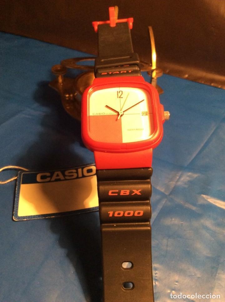 RELOJ CASIO MQ 60 WF ¡¡ VINTAGE AÑOS 80 / 90 !! ¡¡NUEVO!! (VER FOTOS) (Relojes - Relojes Actuales - Casio)