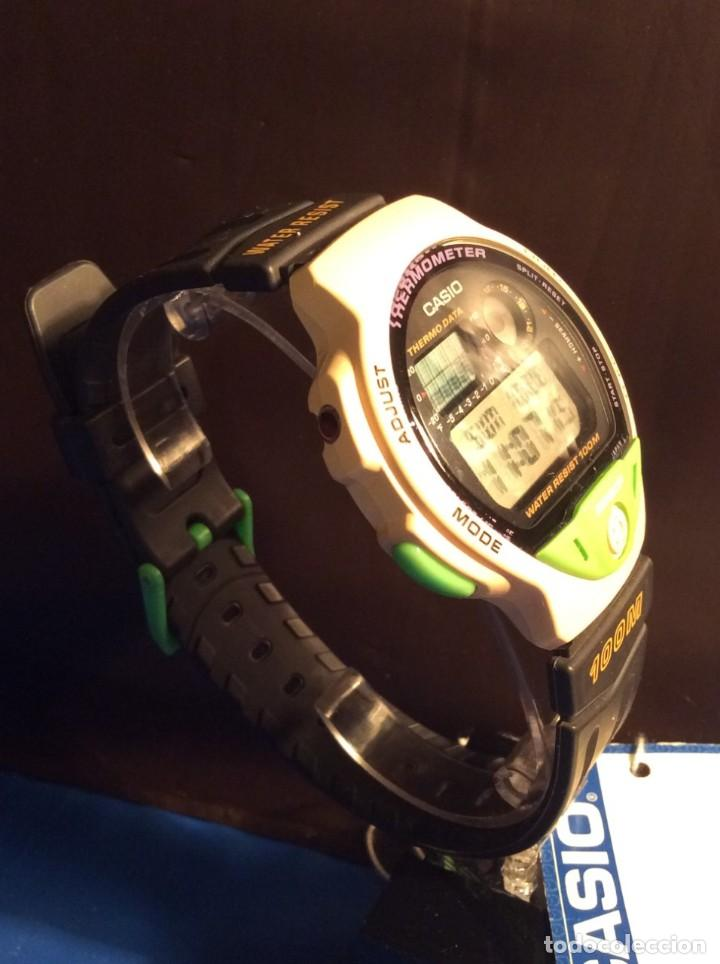 Ts TermometroVintage Fotos Reloj 200 ¡¡ ¡¡nuevover Casio Espectacular eCxodB
