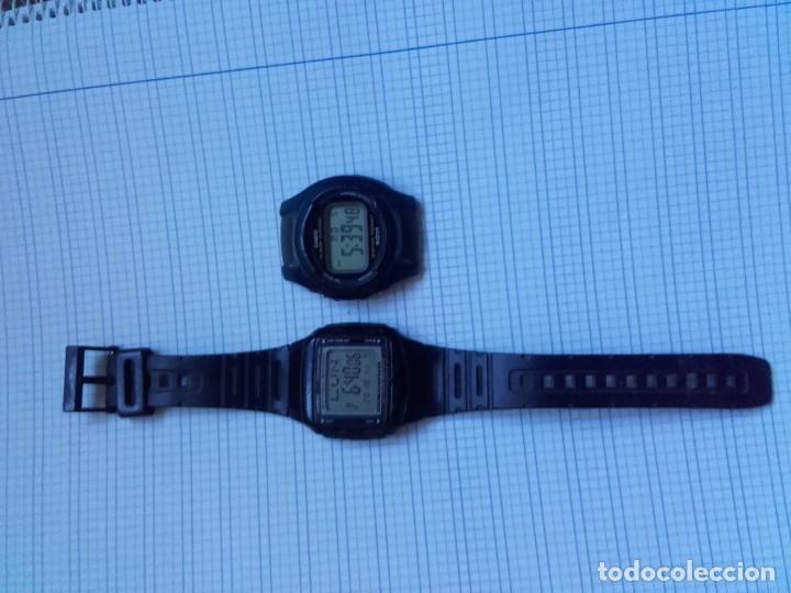 Relojes - Casio: Lote Casio DB-36 DATA BANK Y W-43 FUNCIONAN AMBOS RELOJES - Foto 7 - 139073674