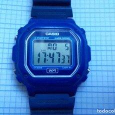 Relojes - Casio: CASIO F-108WH MODULO 3224, 43MM FUNCIONA CORRECTAMENTE. Lote 139075074