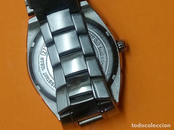 Relojes - Casio: CASIO - EDIFICE. FUNCIONANDO. ESFERA TESTURADA. 39.9 S/C. GRAN PIEZA DE ACERO MACIZO. INFO EN DESCR - Foto 8 - 140354242