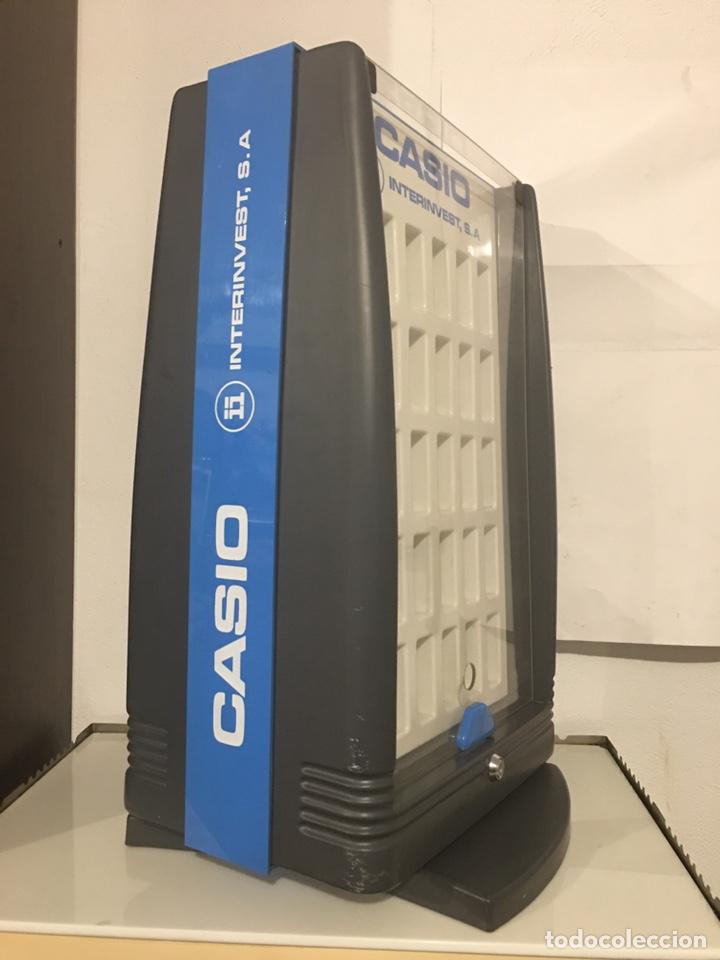 Reloj En Vendido Casio Para Venta Giratoria Expositor Vitrina orxBEQCdeW