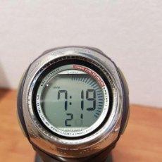 Relojes - Casio: RELOJ CABALLERO CASIO DE CUARZO SEA PATHFINDER. 2430 - SPM - 30H CON CORREA NEGRA CASIO ORIGINAL. Lote 141498646