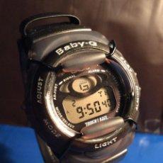 Relojes - Casio: OCASIÓN !!! RELOJ CASIO BABY G BGM 100 ¡¡CON BARRAS PROTECTORAS !! ¡¡NUEVO!! (VER FOTOS). Lote 141844414
