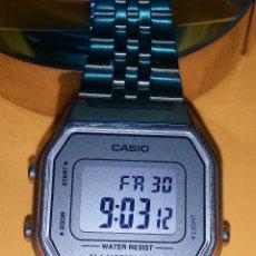 Relojes - Casio: C A S I O - DIGITAL CON LUZ. FUNCIONANDO. BATER NUEVA. PERFECTO ESTADO. DESCRIP. Y FOTOS.. Lote 142133710
