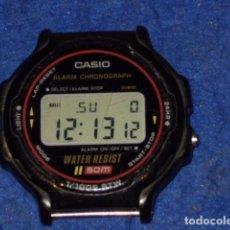 Relojes - Casio: RELOJ CASIO MODELO 593 W - 79.. Lote 143081794