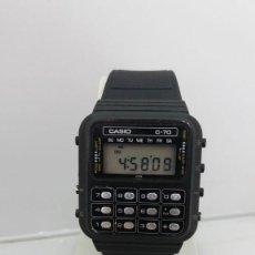 Relojes - Casio: RELOJ CASIO CALCULADORA C-70 MODULO 133 JAPAN. Lote 143178610
