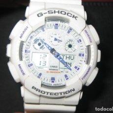 Relojes - Casio: RELOJ CASIO G-SHOCK GA-100A - 5081 . Lote 143572634