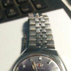 Relojes - Casio: RELOJ ORIENT AUTOMATICO 21 RUBIES, ACERO. Lote 143868154