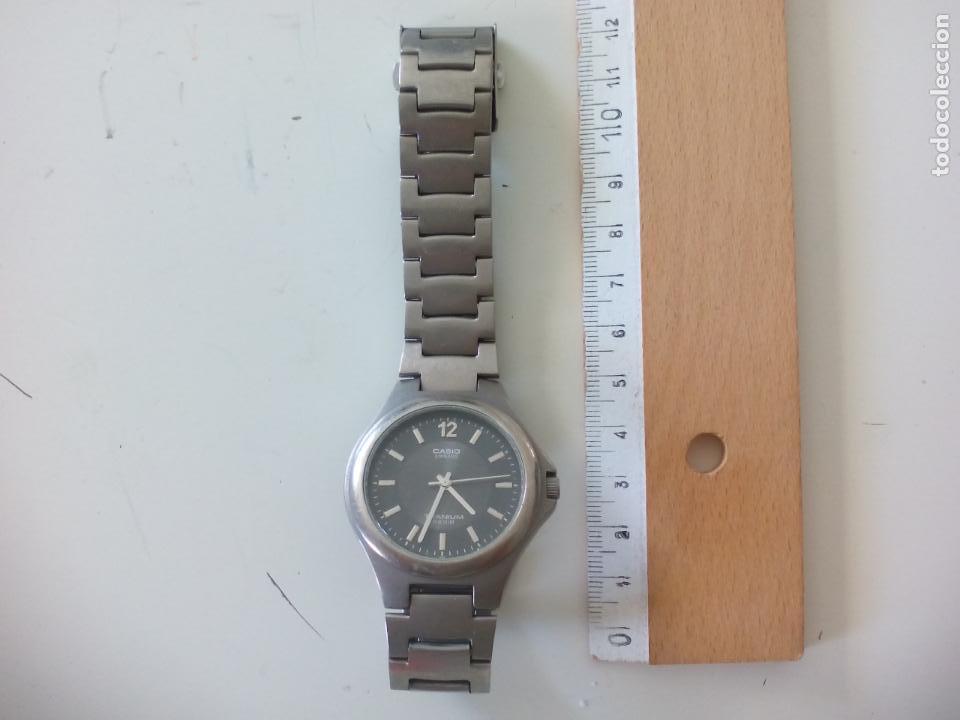 4da525f5fcb8 Relojes - Casio  RELOJ DE PULSERA CASIO LINEAGE. TITANIUM WR 50M. LIN-