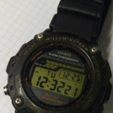 Relojes - Casio: RELOJ CASIO VINTAGE FUNCIONANDO. Lote 144763265