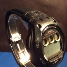 Relojes - Casio: RELOJ CASIO FT 111 H ¡¡ GEOTRAIL - PIEL,!! ¡¡NUEVO!! (VER FOTOS). Lote 145190394