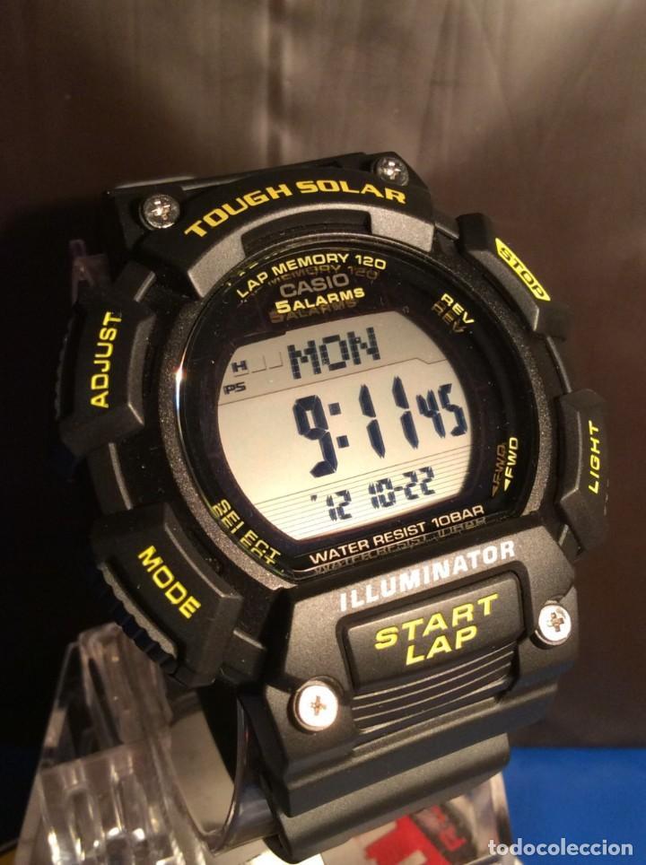 74a206006137 reloj casio stl 110 ¡¡ solar - lap 120 !! ¡¡nue - Comprar Relojes ...