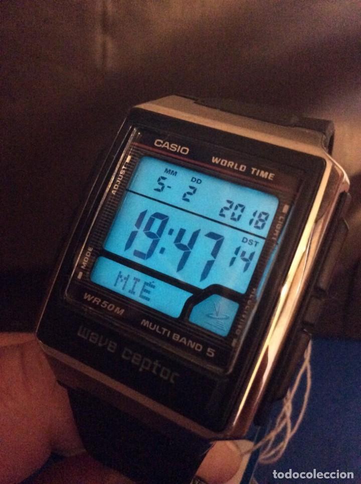 RELOJ CASIO WV 59 E ¡¡ WAVE CEPTOR !! ¡¡NUEVO!! (VER FOTOS) (Relojes - Relojes Actuales - Casio)