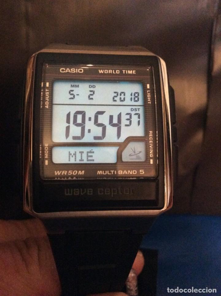 Relojes - Casio: RELOJ CASIO WV 59 E ¡¡ WAVE CEPTOR !! ¡¡NUEVO!! (VER FOTOS) - Foto 2 - 145194286