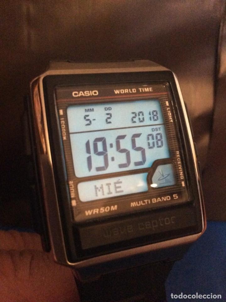 Relojes - Casio: RELOJ CASIO WV 59 E ¡¡ WAVE CEPTOR !! ¡¡NUEVO!! (VER FOTOS) - Foto 4 - 145194286