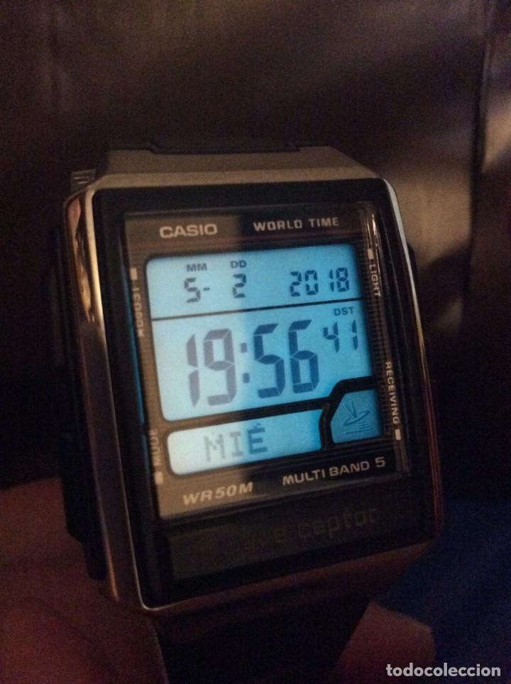 Relojes - Casio: RELOJ CASIO WV 59 E ¡¡ WAVE CEPTOR !! ¡¡NUEVO!! (VER FOTOS) - Foto 5 - 145194286