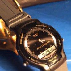 Relojes - Casio: RELOJ CASIO AW 34 ¡¡ MUY PLANO !! VINTAGE AÑOS 90 ¡¡NUEVO!! (VER FOTOS). Lote 145198086