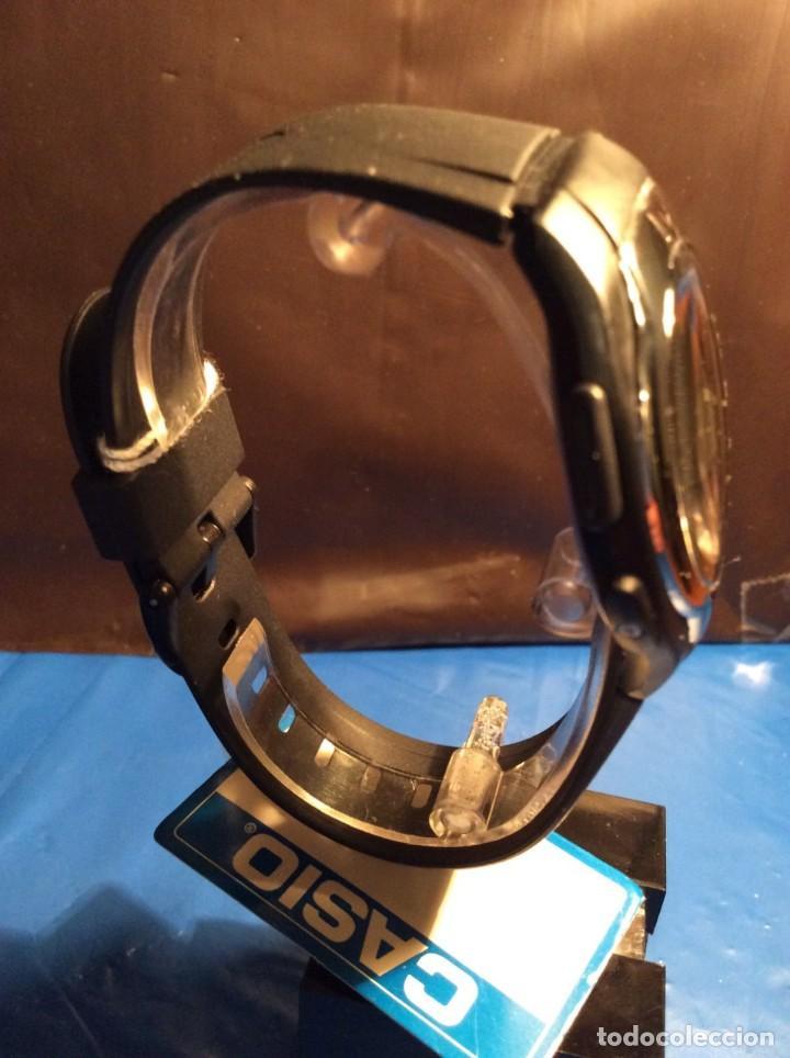 Relojes - Casio: RELOJ CASIO AW E10 ¡¡ MUY PLANO !! VINTAGE AÑOS 90 ¡¡NUEVO!! (VER FOTOS) - Foto 4 - 145198302