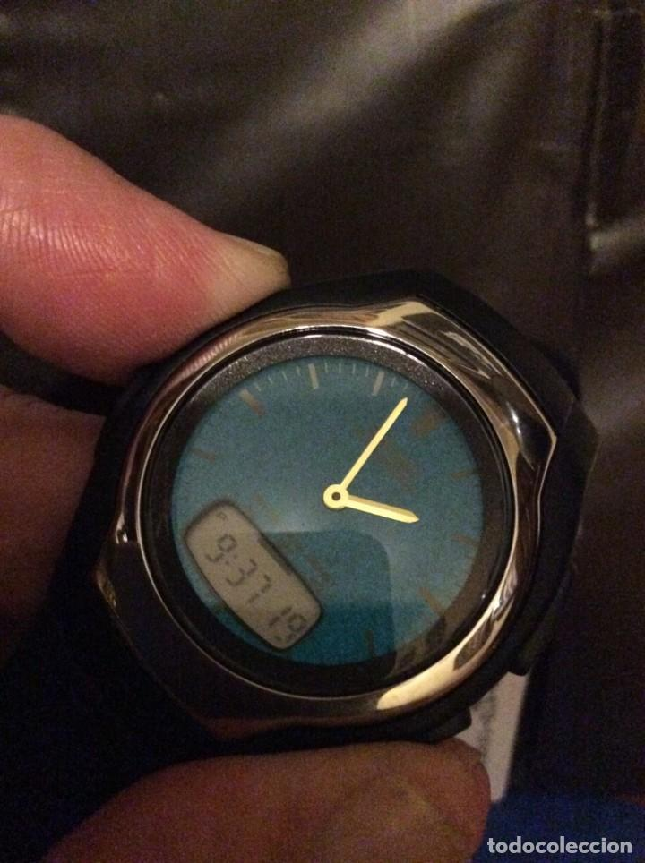RELOJ CASIO AW E10 ¡¡ MUY PLANO !! VINTAGE AÑOS 90 ¡¡NUEVO!! (VER FOTOS) (Relojes - Relojes Actuales - Casio)