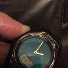 Relojes - Casio: RELOJ CASIO AW E10 ¡¡ MUY PLANO !! VINTAGE AÑOS 90 ¡¡NUEVO!! (VER FOTOS). Lote 145198302