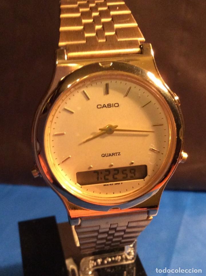 Relojes - Casio: RELOJ CASIO AQ 304 ¡¡ AUTENTICO VINTAGE AÑOS 80 !! ¡¡NUEVO!! (VER FOTOS) - Foto 3 - 211696998