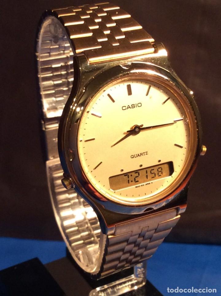 Relojes - Casio: RELOJ CASIO AQ 304 ¡¡ AUTENTICO VINTAGE AÑOS 80 !! ¡¡NUEVO!! (VER FOTOS) - Foto 4 - 211696998