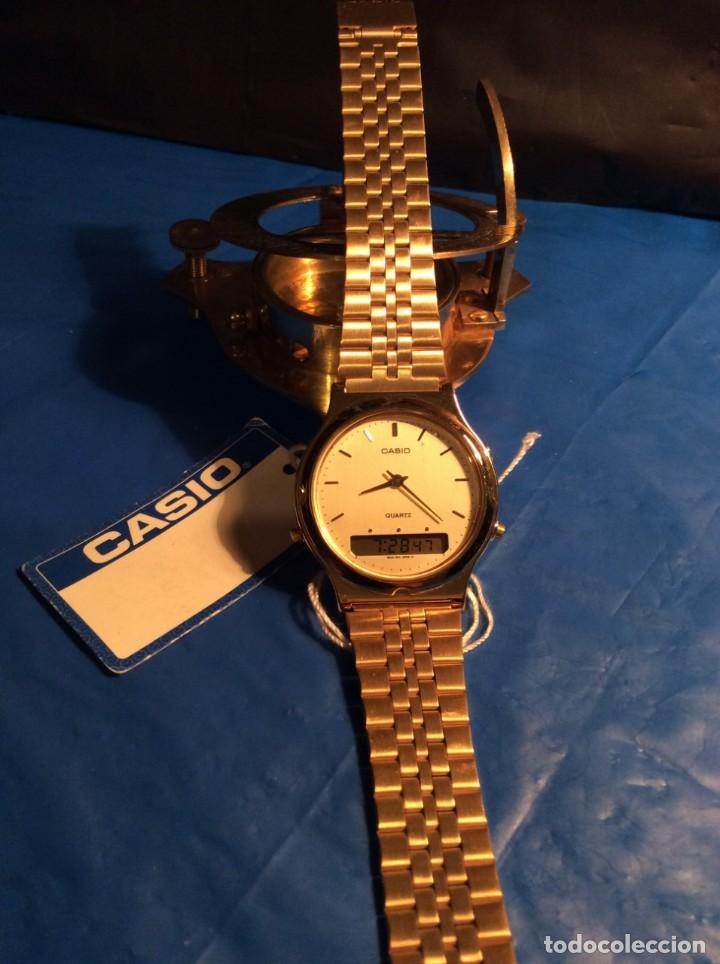 Relojes - Casio: RELOJ CASIO AQ 304 ¡¡ AUTENTICO VINTAGE AÑOS 80 !! ¡¡NUEVO!! (VER FOTOS) - Foto 6 - 211696998