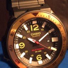 Relojes - Casio: RELOJ CASIO MRW 310 H ¡¡¡ SOLAR - POWERED !!! VINTAGE ¡¡NUEVO¡¡. Lote 145269014