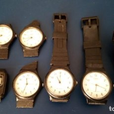 Relojes - Casio: LOTE RELOJES CASIO. Lote 145985858
