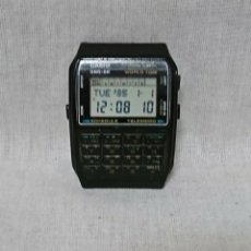 Relojes - Casio: RELOJ CASIO DBC-62 DATA BANK, VINTAGE. Lote 162503293
