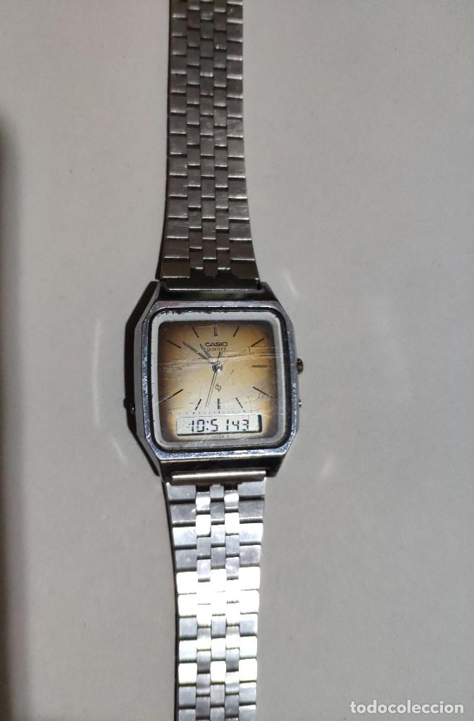 Relojes - Casio: RELOJ CASIO DIGITAL Y ANALOGICO 309 - AQ-321 QUARTZ. - Foto 2 - 146987226