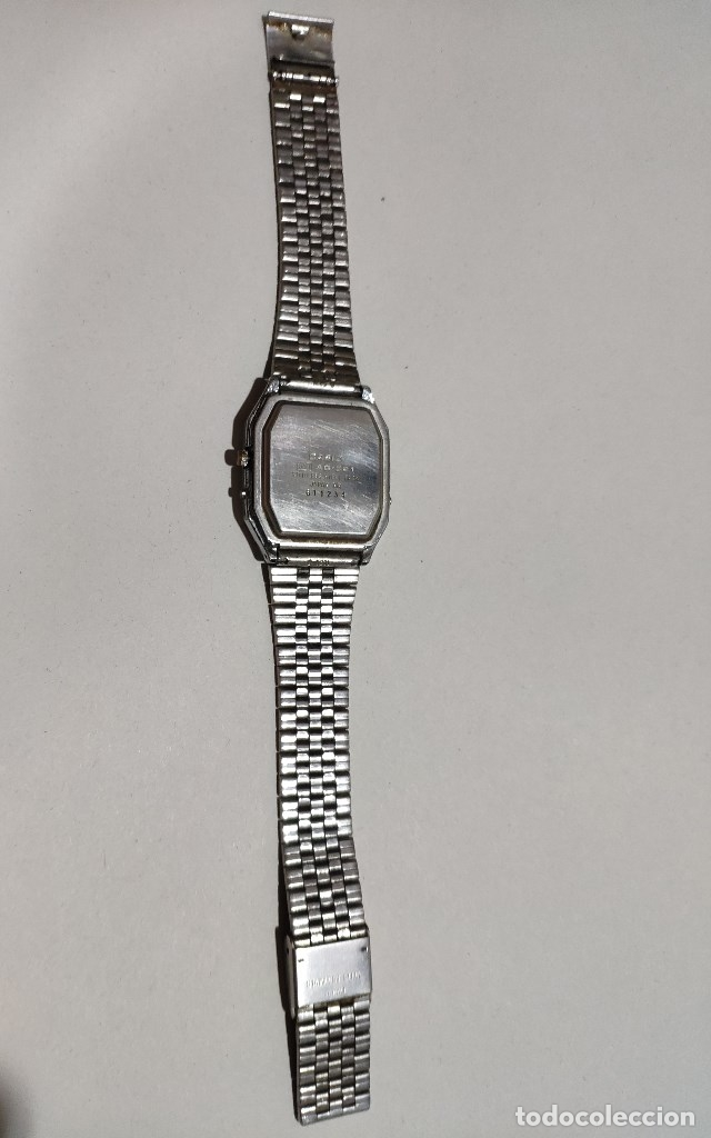 Relojes - Casio: RELOJ CASIO DIGITAL Y ANALOGICO 309 - AQ-321 QUARTZ. - Foto 3 - 146987226