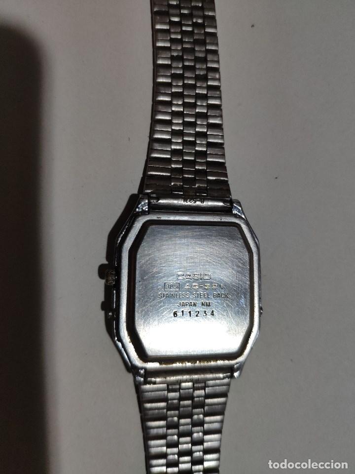 Relojes - Casio: RELOJ CASIO DIGITAL Y ANALOGICO 309 - AQ-321 QUARTZ. - Foto 4 - 146987226