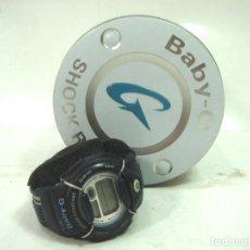Relojes - Casio: CASIO RELOJ NIÑO-MUJER -BABY-G SHOCK RESIST -BG-1004AN ST + CAJA - SIN PILA -ESTUCHE LATA. Lote 147135758